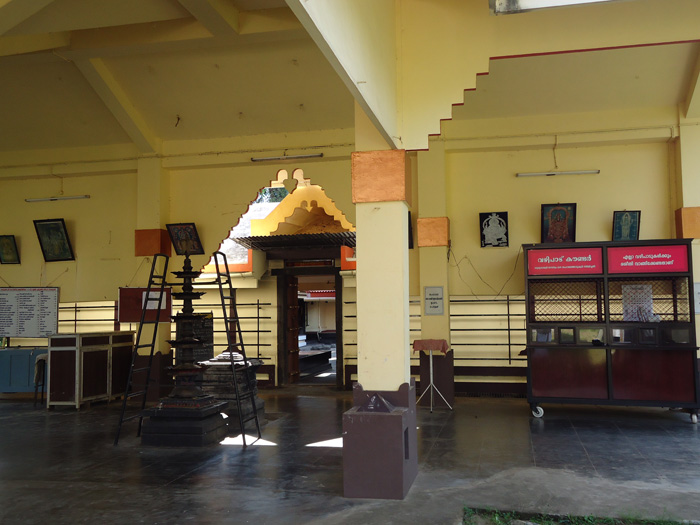 temple - thrissur